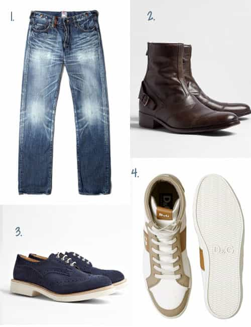 Best Shoes For Men to Wear With Jeans Shoes to Wear With Jeans