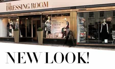 the dressing room boutique, st albans