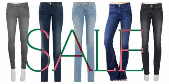 10 SALE JEANS THAT PROMISE DENIM LONGEVITY