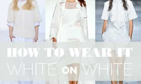 THE WHITE OUT TREND FOR THE FULLER FIGURE