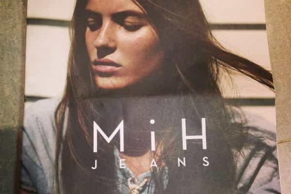 BLUE JEAN SPIRIT- MIH JEANS SS15 COLLECTION -PART ONE