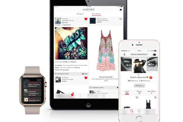 NET-A-PORTER LAUNCHES the NETSET SOCIAL SHOPPING NETWORK