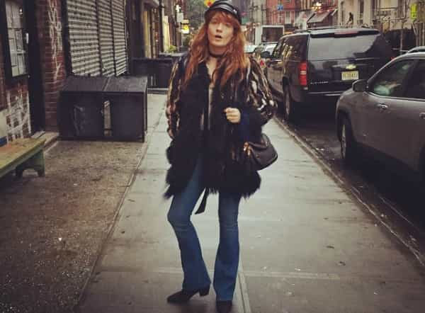 FLORENCE LOVES MIH JEANS