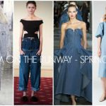 DENIM ON THE RUNWAY – SPRING 2017 PART ONE