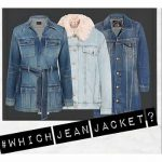 HOW TO FIND THE PERFECT JEAN JACKET FOR YOUR BODY SHAPE
