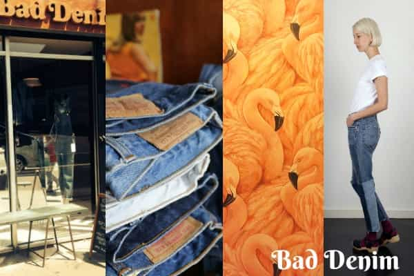I FOUND LOVE AT BAD DENIM