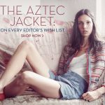 ILOVEJEANS LOVES: THE AZTEC JACKET BY MIH JEANS, PERFECTLY TEAMED WITH JEANS OF COURSE!
