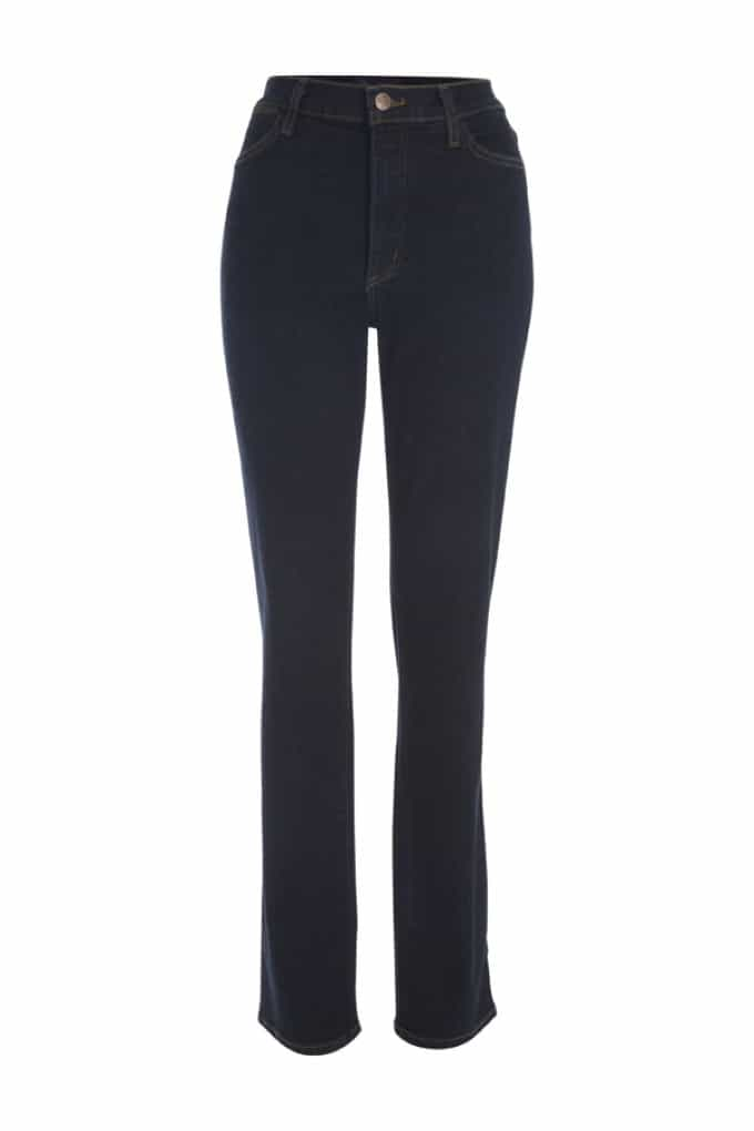 Not Your Daughter's Jeans Straight Leg - Blue Black £145