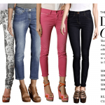 MATCHES DENIM CLINIC MAKES JEAN SHOPPING EASY