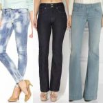 MY HOT TIPS ON CONCEAL & REVEAL JEANS FOR YOUR BODY SHAPE