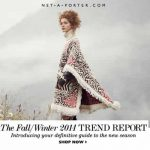THE NET-A-PORTER FALL 14 TREND GUIDE