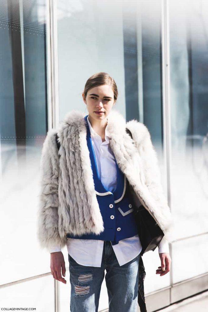 New_York_Fashion_Week-Fall_Winter_2015-Street_Style-NYFW-Fur_Coat--790x1185