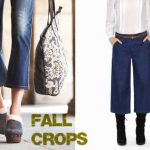 NEW JEAN SHAPES FOR FALL
