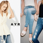 AYR HAS YOUR BACK ALL YEAR ROUND