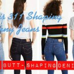 SHOP FOR THE 10 BEST BUTT-SHAPING DENIM