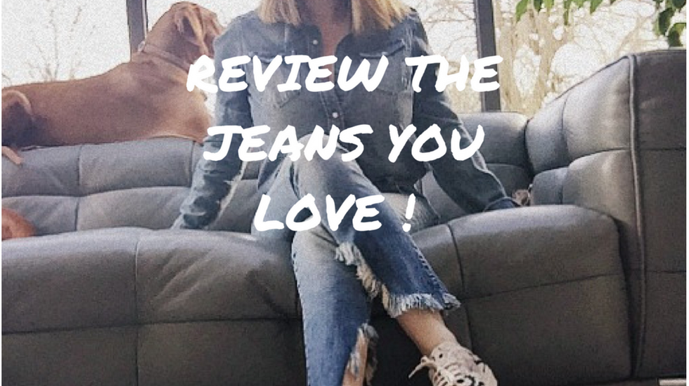 REVIEW YOUR JEANS