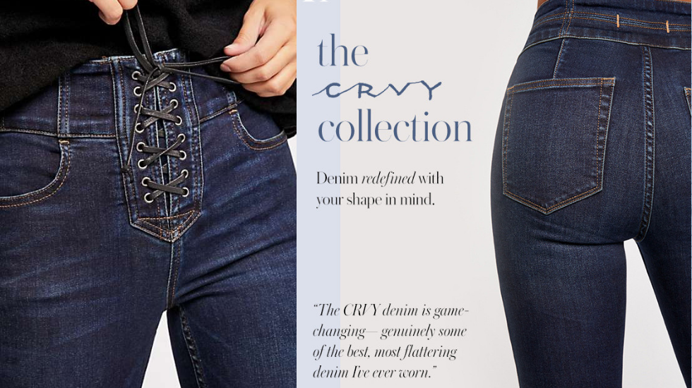 CRVY COLLECTION