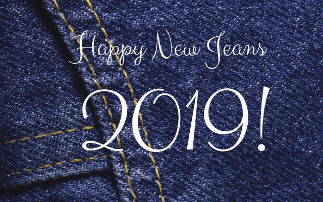 happy new jeans